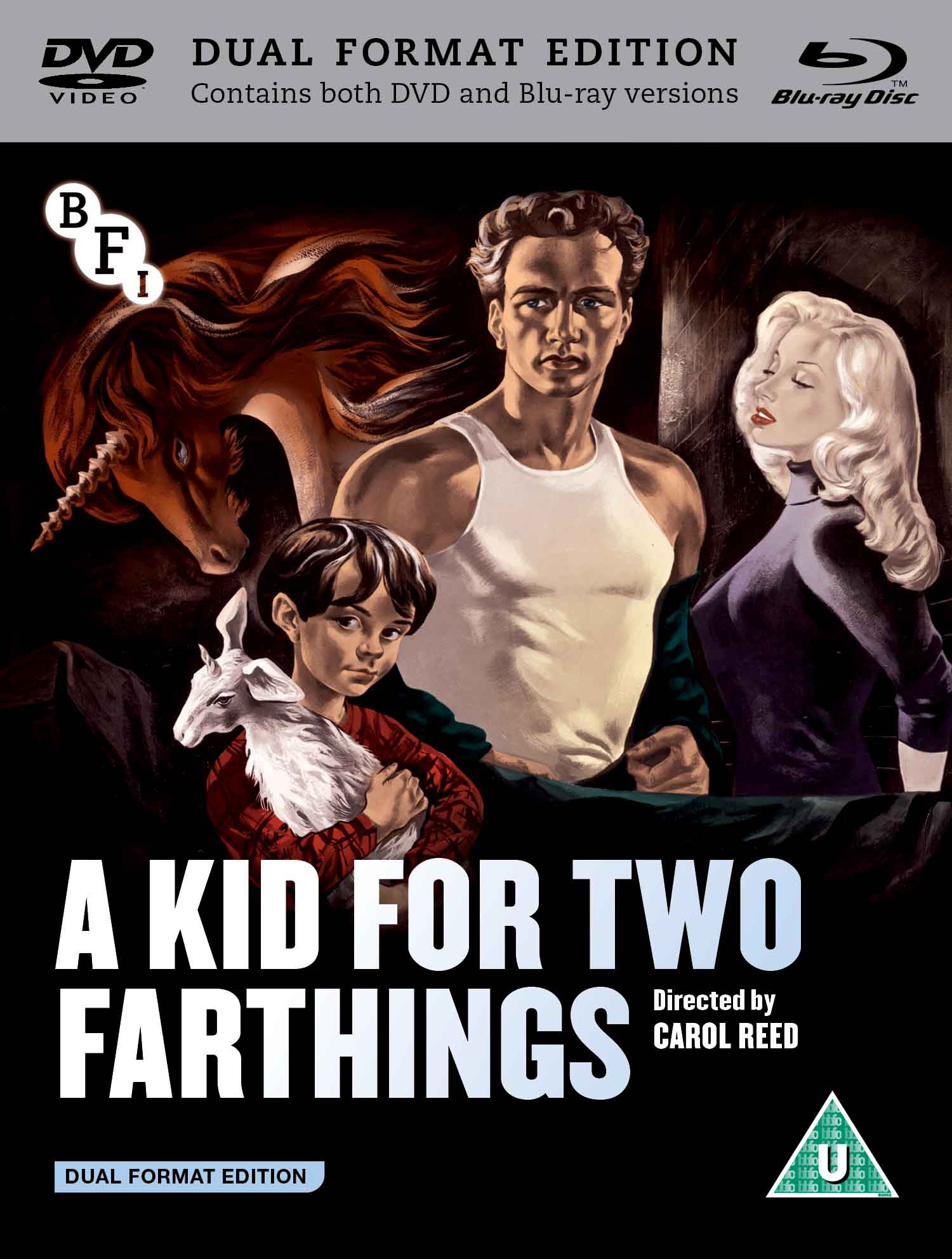 Buy A Kid For Two Farthings (Dual Format Edition)