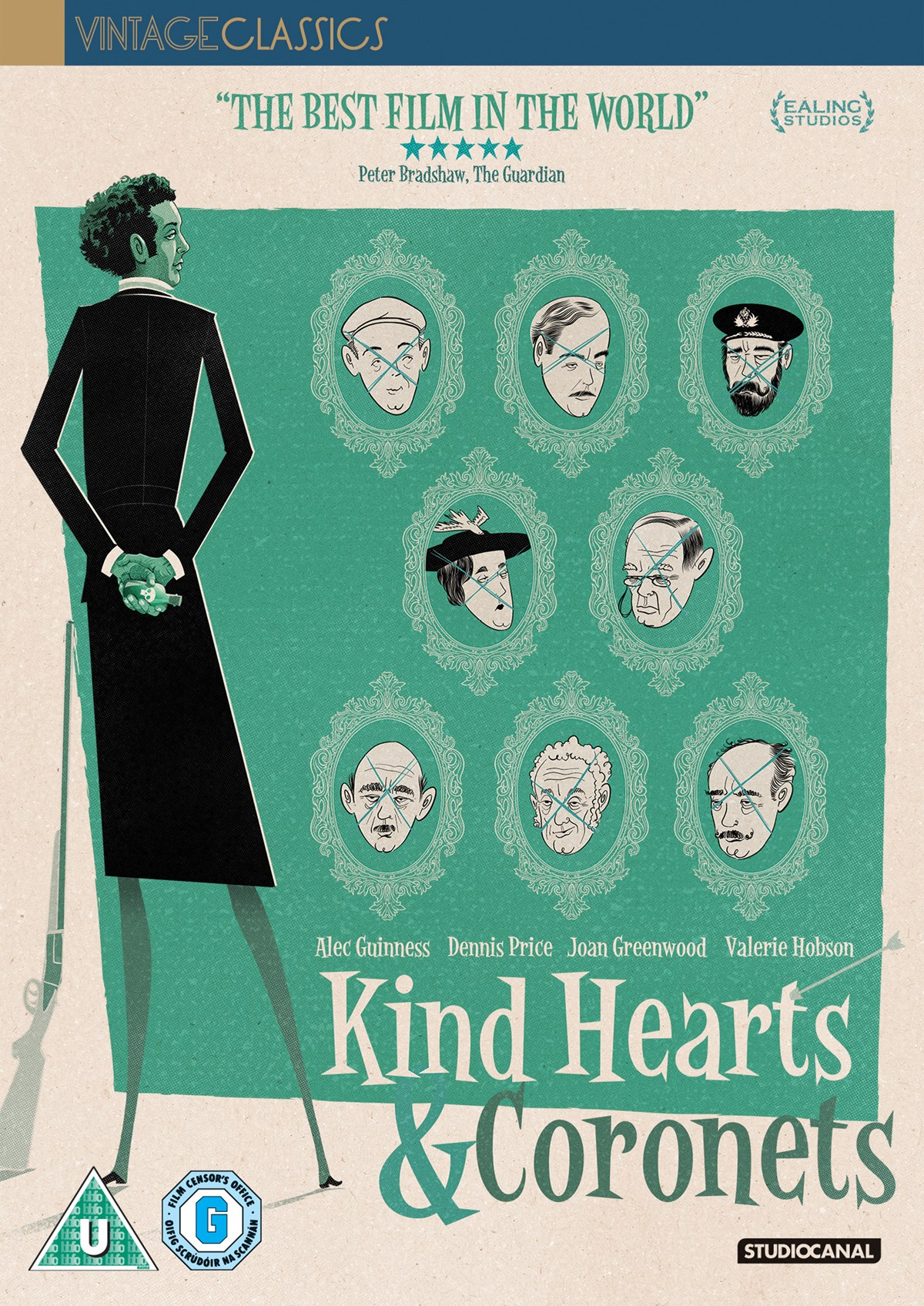 Buy Kind Hearts & Coronets (70th Anniversary Dual Format Collector's Edition)