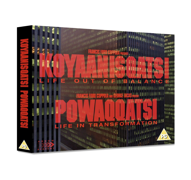 Buy Koyaanisqatsi/Powaqqatsi