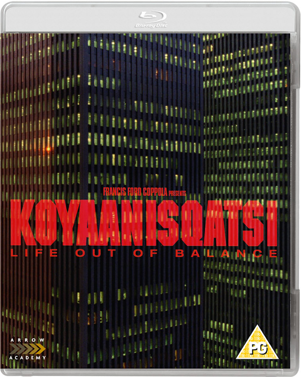 Buy Koyaanisqatsi (Blu-ray)