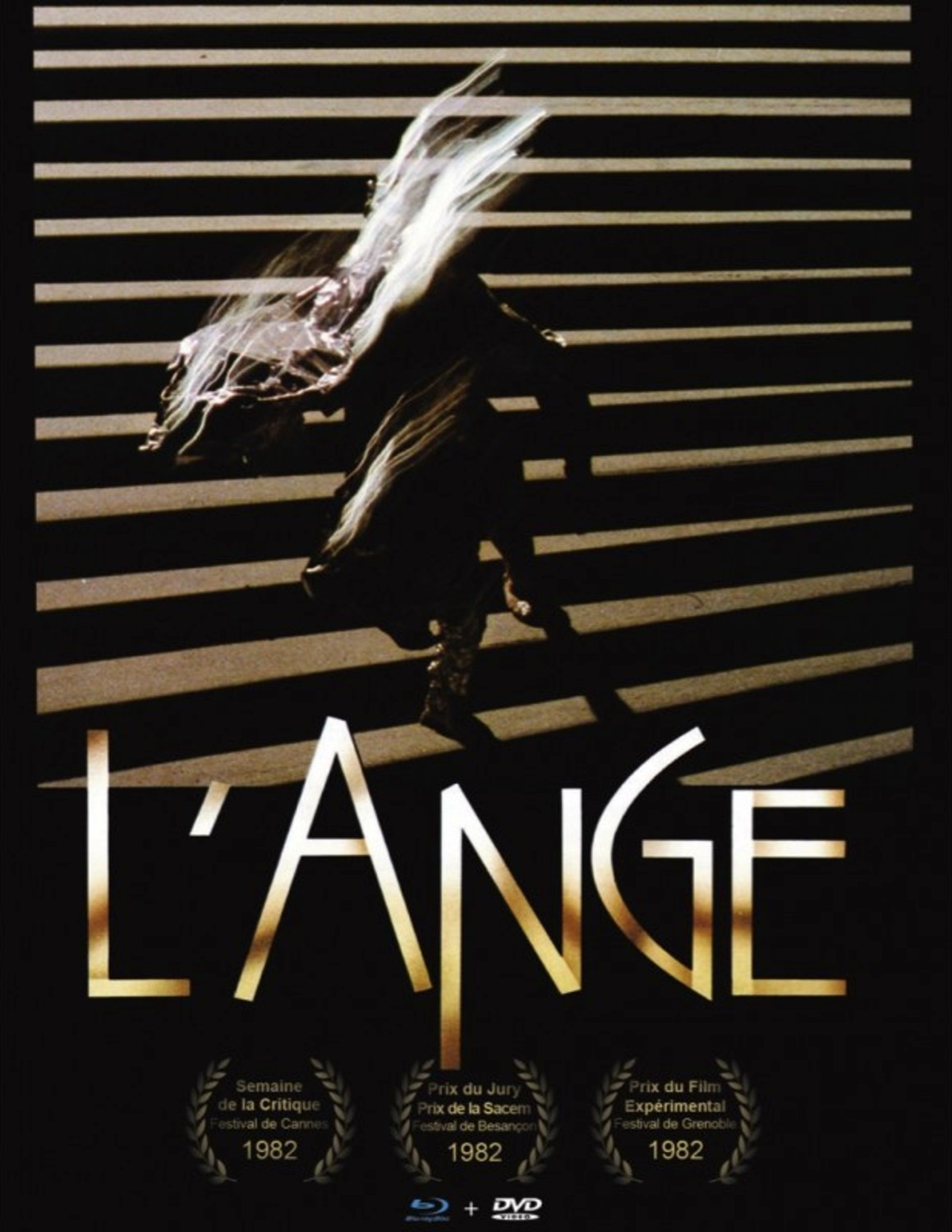 Buy L'Ange / The Angel (Dual Format Edition)