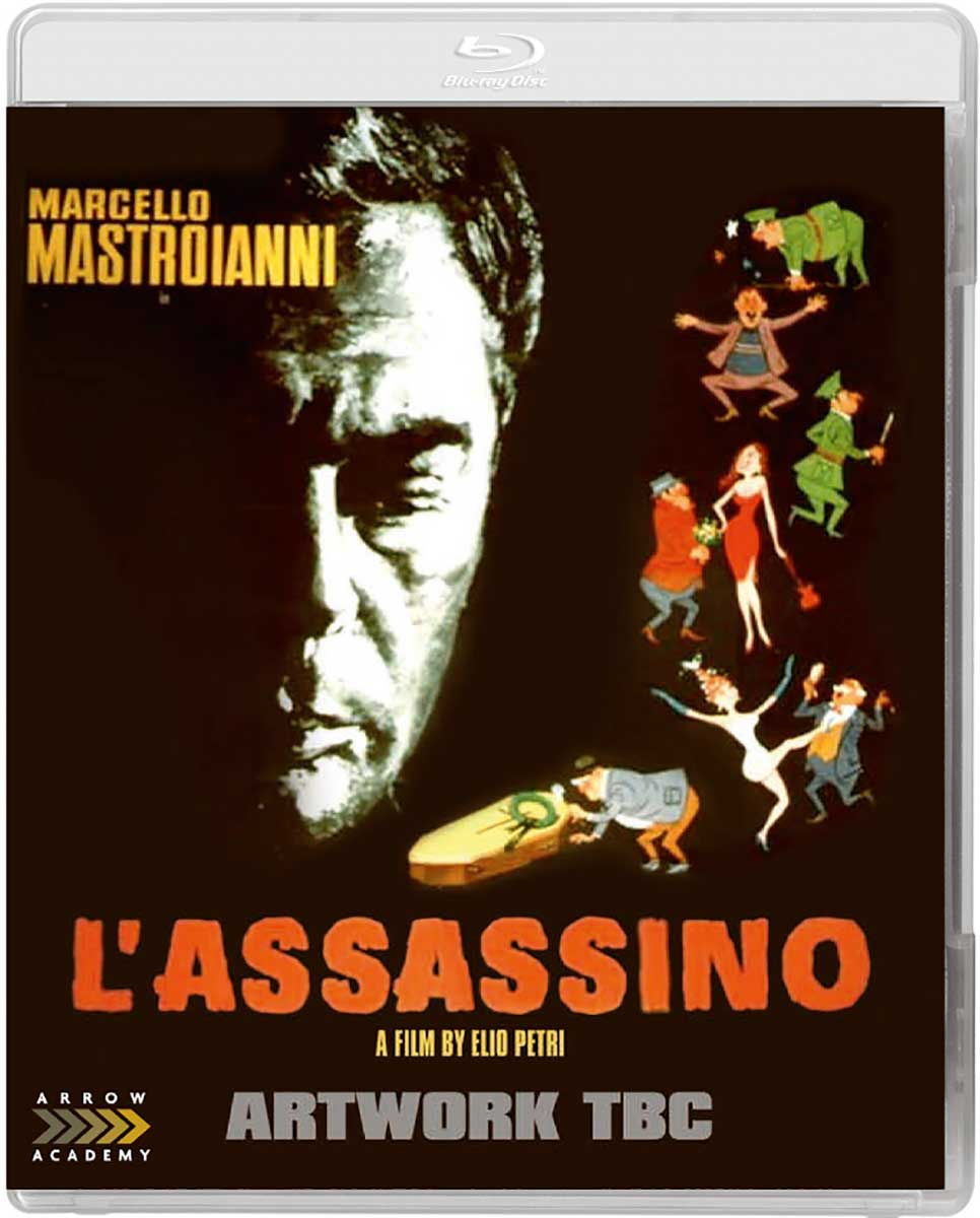 Buy L'Assassino (Dual Format Edition)