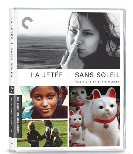 Buy PRE-ORDER  La Jetée & Sans Soleil (Blu-ray)