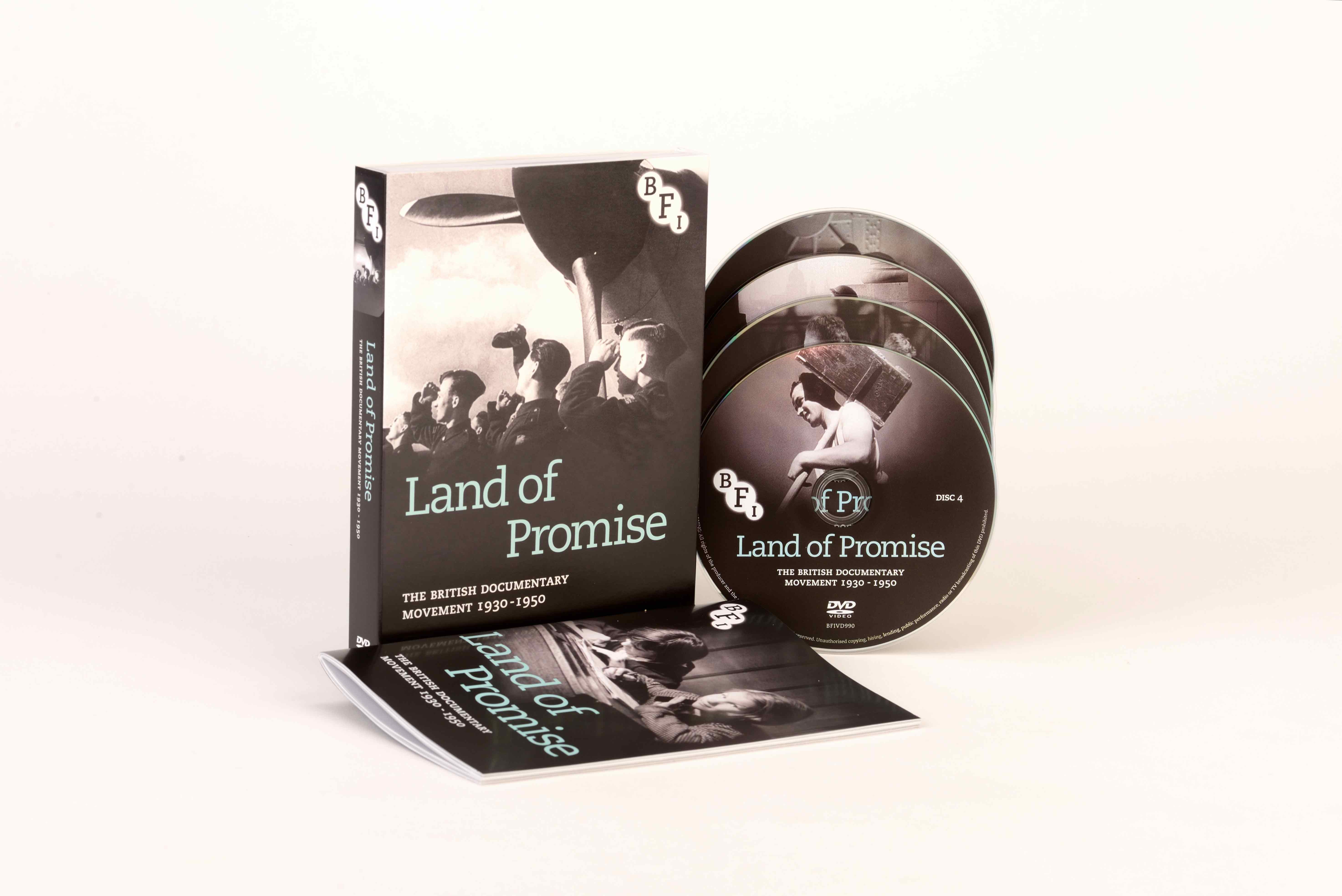 Buy Land of Promise (4-DVD set)
