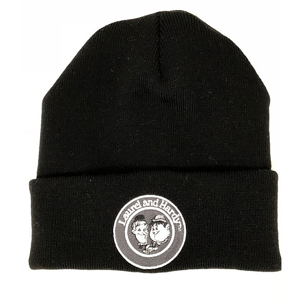 Buy Laurel and Hardy Beanie- Black