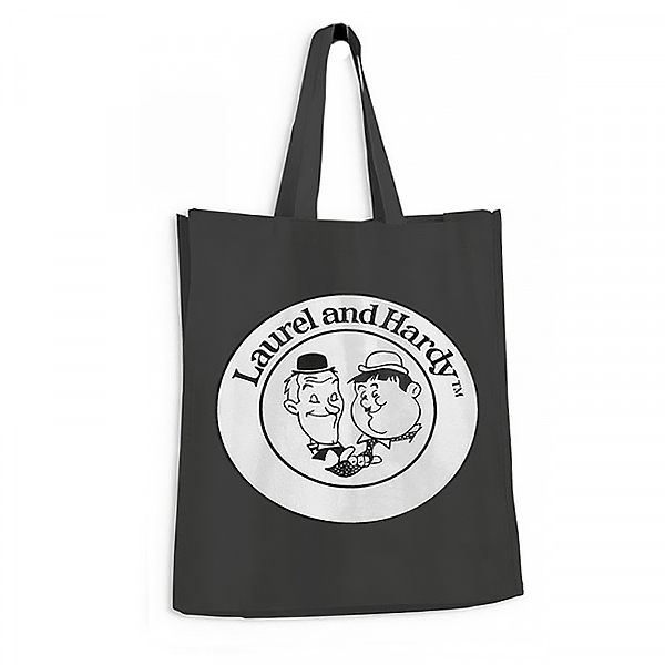 Buy Laurel and Hardy Tote Bag