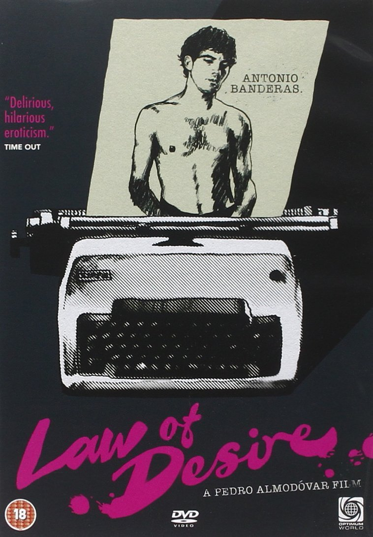 Buy Law of Desire