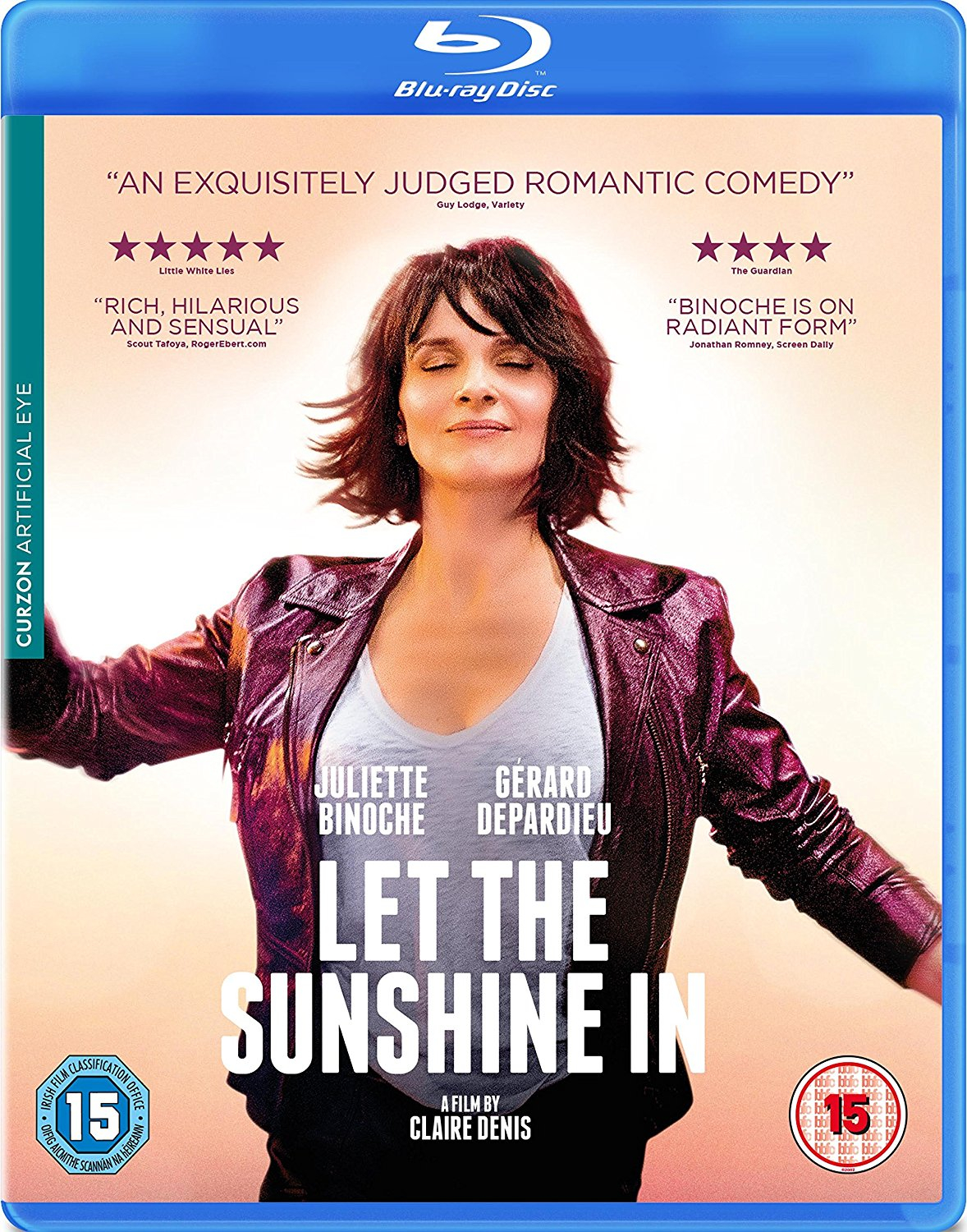 Buy Let The Sunshine In