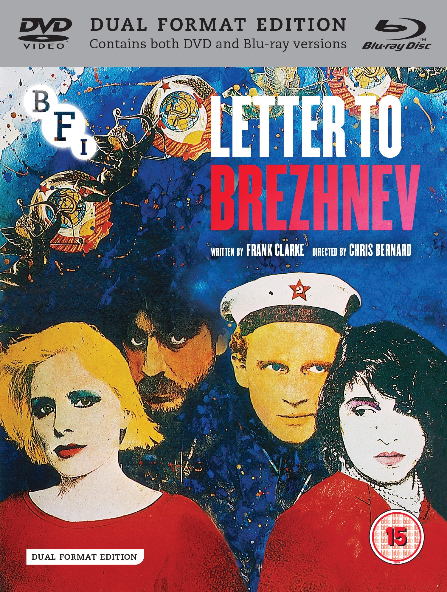 Buy Letter to Brezhnev (Dual Format Edition)