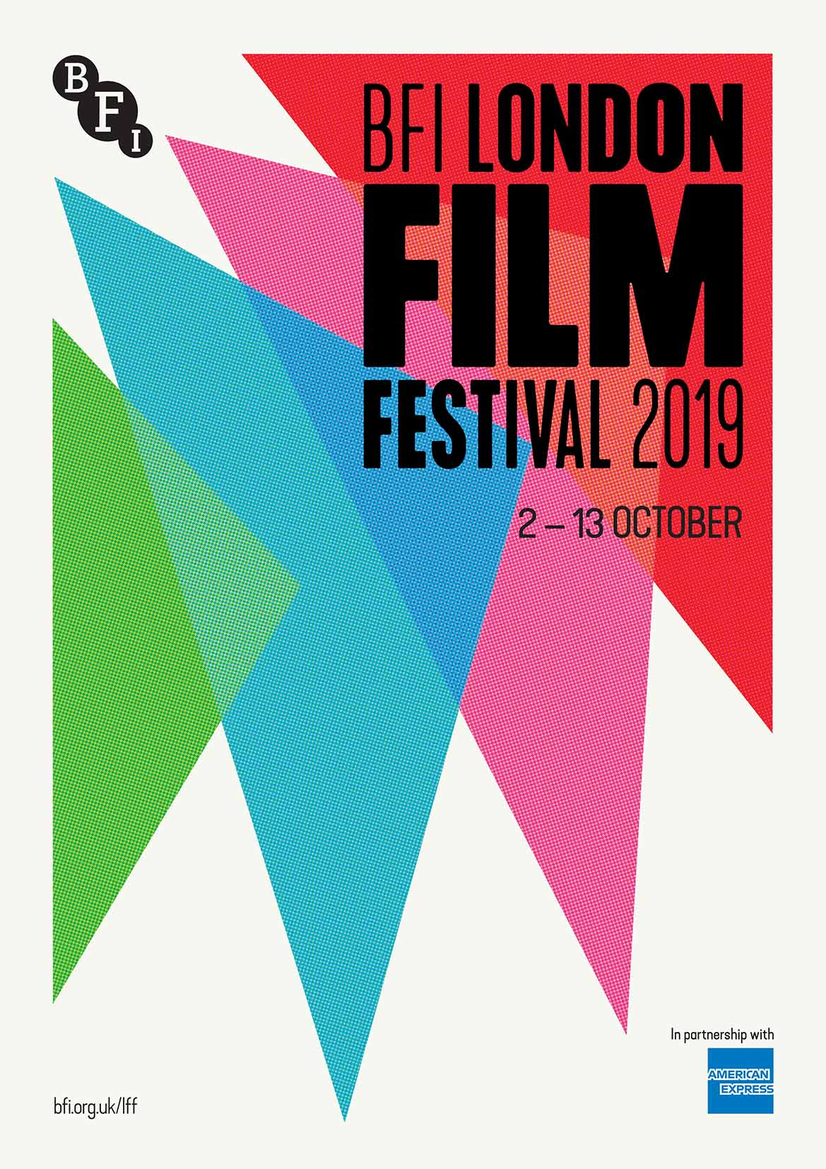 Buy BFI London Film Festival 2019 Poster