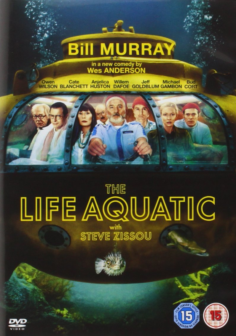Buy The Life Aquatic with Steve Zissou