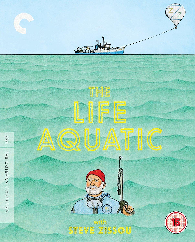 Buy The Life Aquatic With Steve Zissou (Blu-ray)