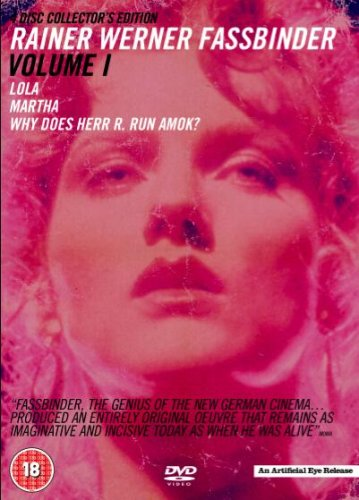 Buy Rainer Werner Fassbinder: Volume 1