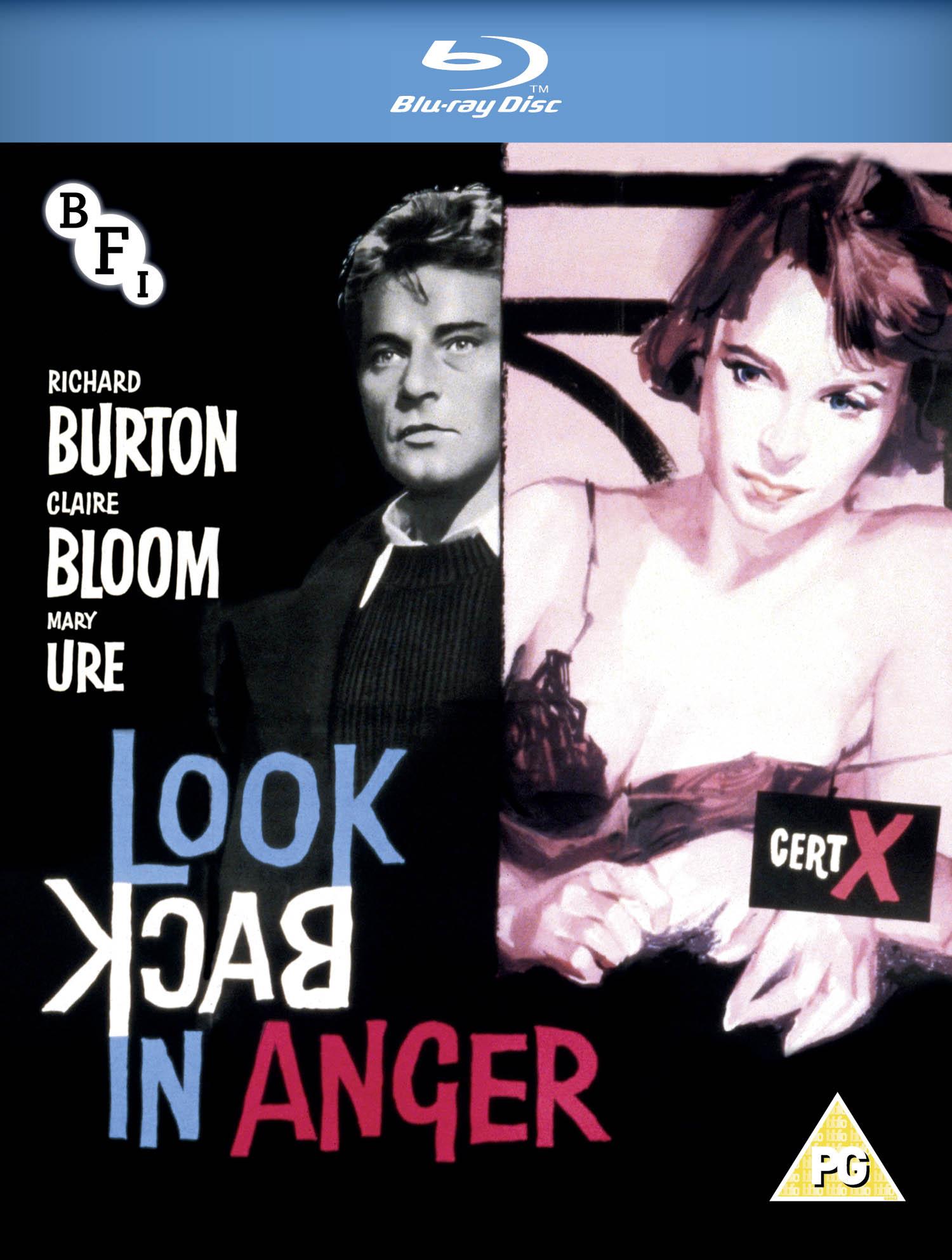 Buy PRE-ORDER Look Back in Anger (Blu-ray)