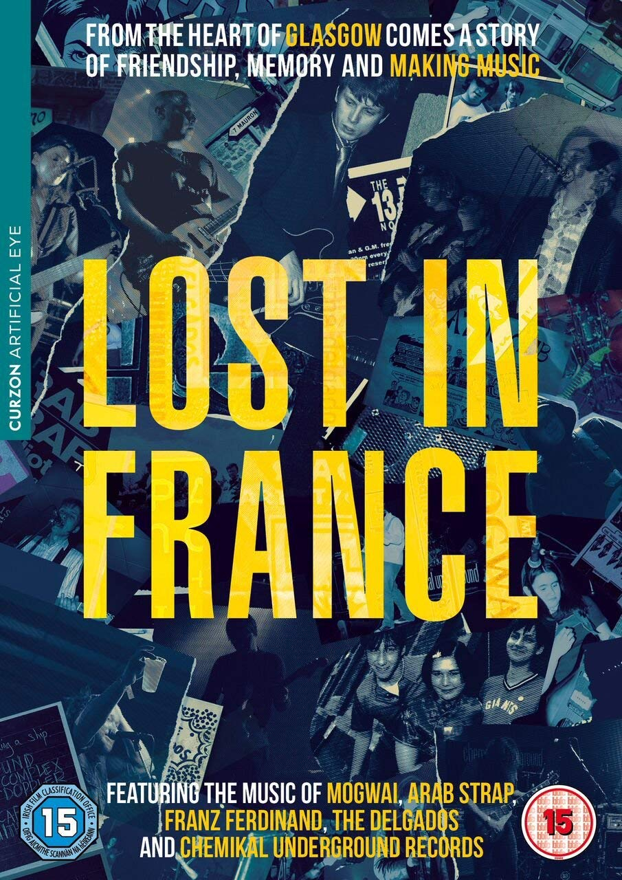 Buy Lost in France