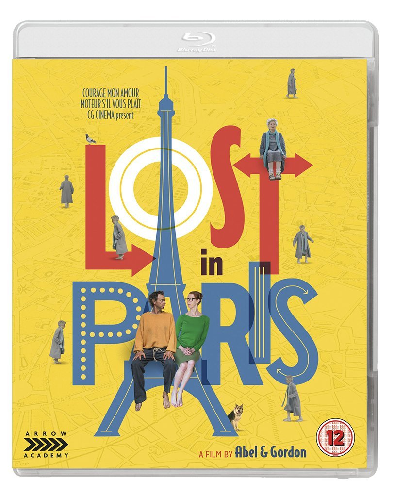 Buy Lost in Paris (Blu-ray)