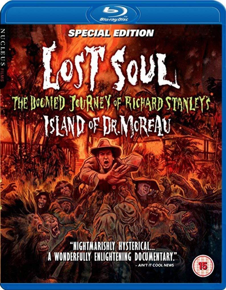 Buy Lost Soul (Blu-ray)