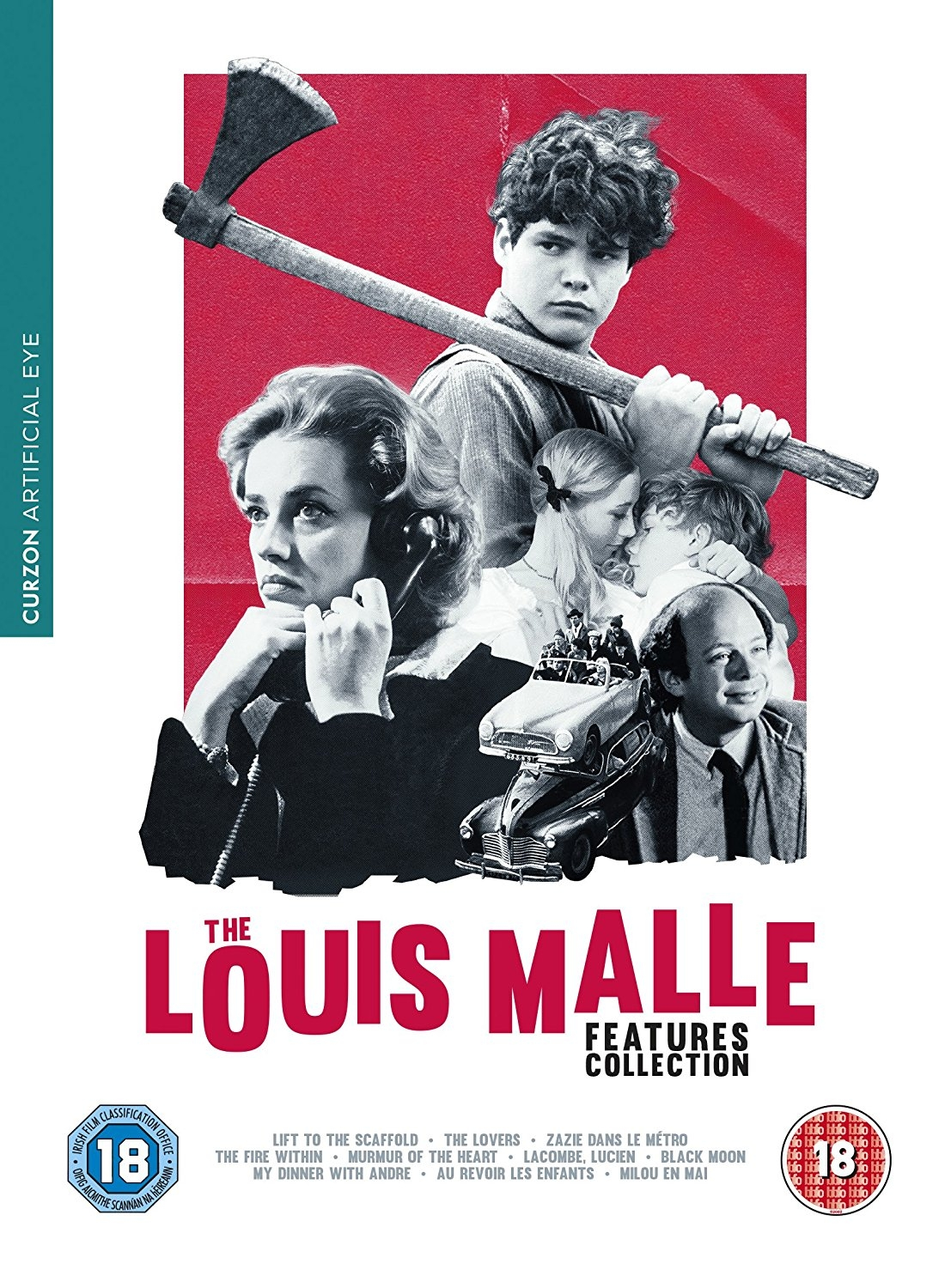 Buy The Louis Malle Features Collection (DVD Box Set)