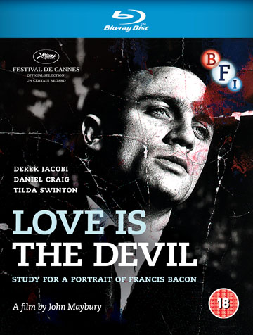 Buy Love is the Devil (Blu-ray)