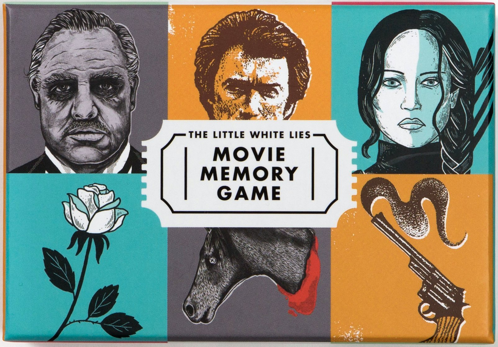 Buy Little White Lies Movie Memory Game