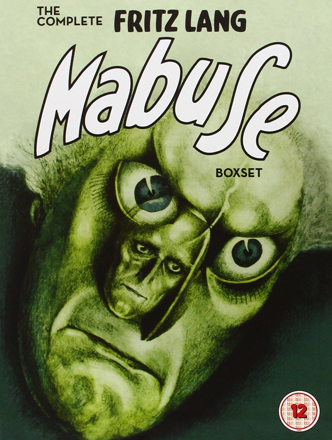 Buy The Complete Fritz Lang Mabuse Collection (4 DVD Box Set)