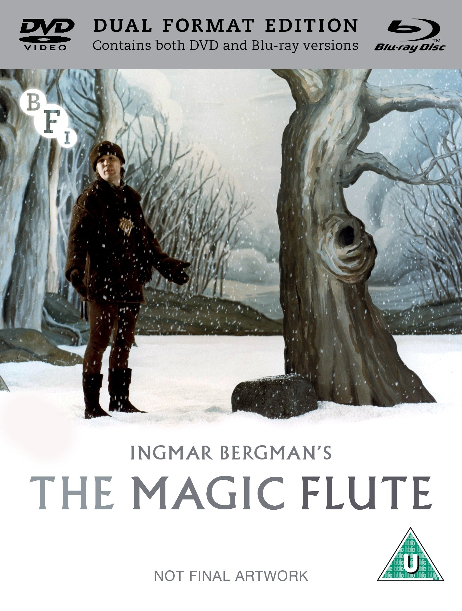 Buy PRE-ORDER The Magic Flute (Dual Format Edition)