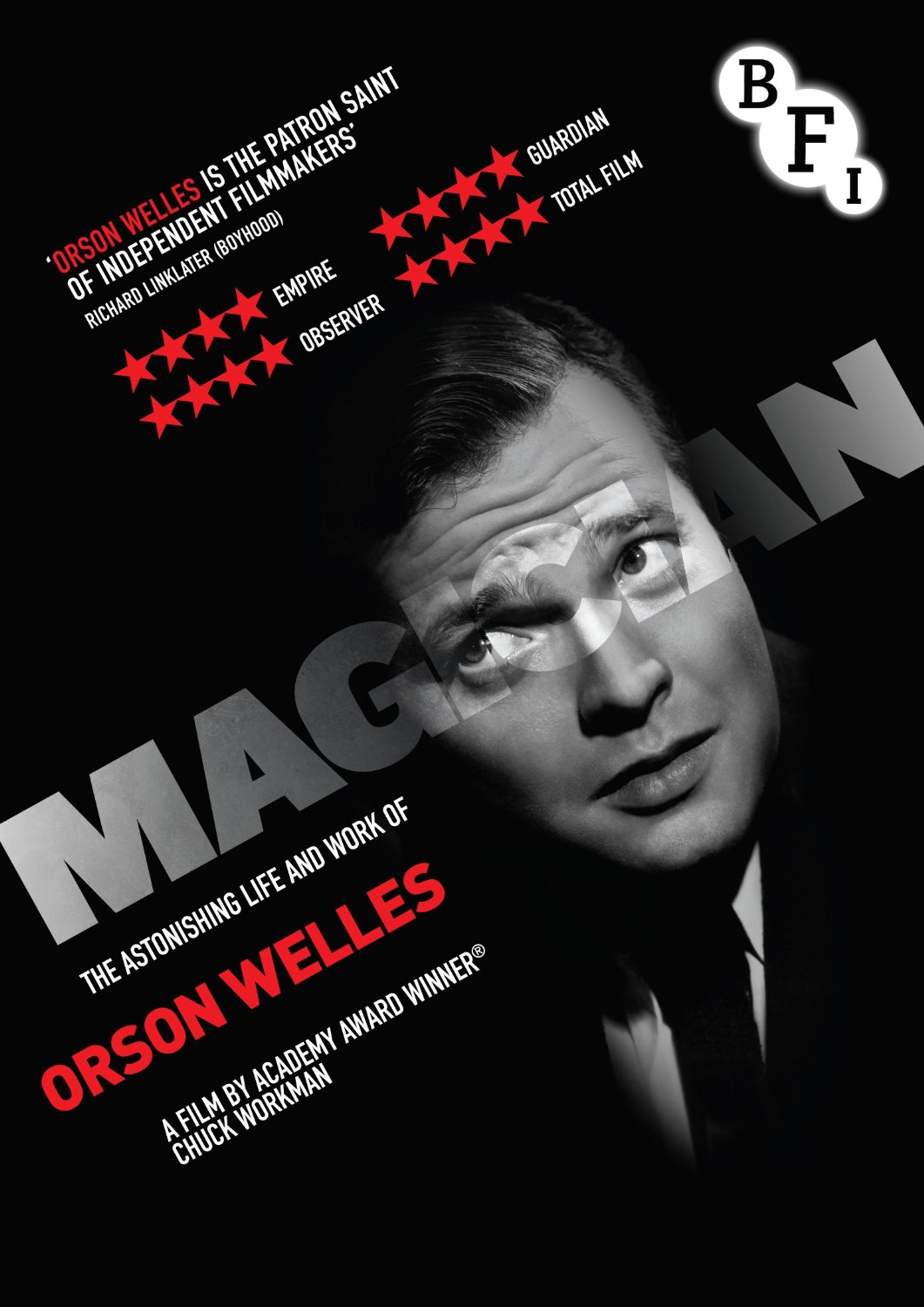 Buy Magician: The Astonishing Life and Work of Orson Welles