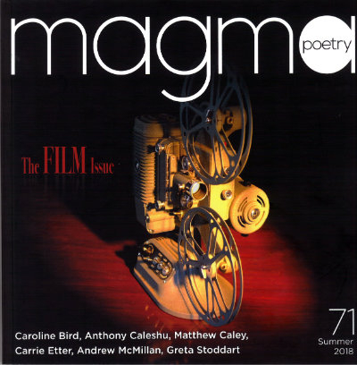 Buy Magma Poetry 71 - The Film Issue