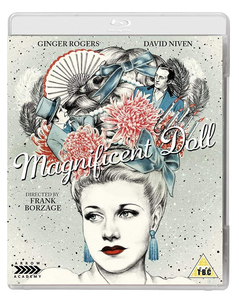 Buy Magnificent Doll (Blu-ray)