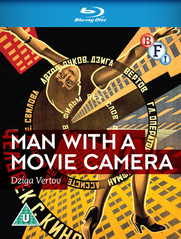 Buy Man With a Movie Camera (Blu-ray)
