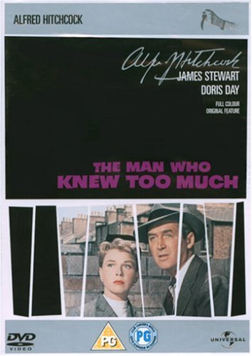 Buy Man Who Knew Too Much, The (1955)