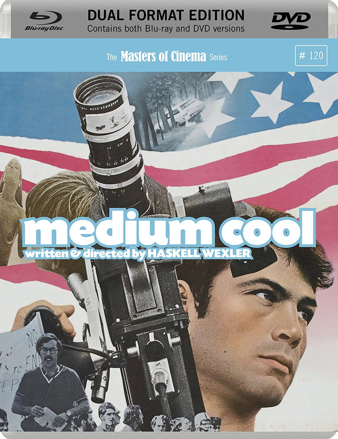 Buy Medium Cool (Dual Format Edition)