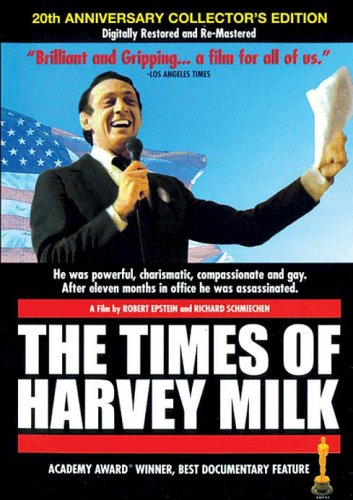 Buy The Times of Harvey Milk