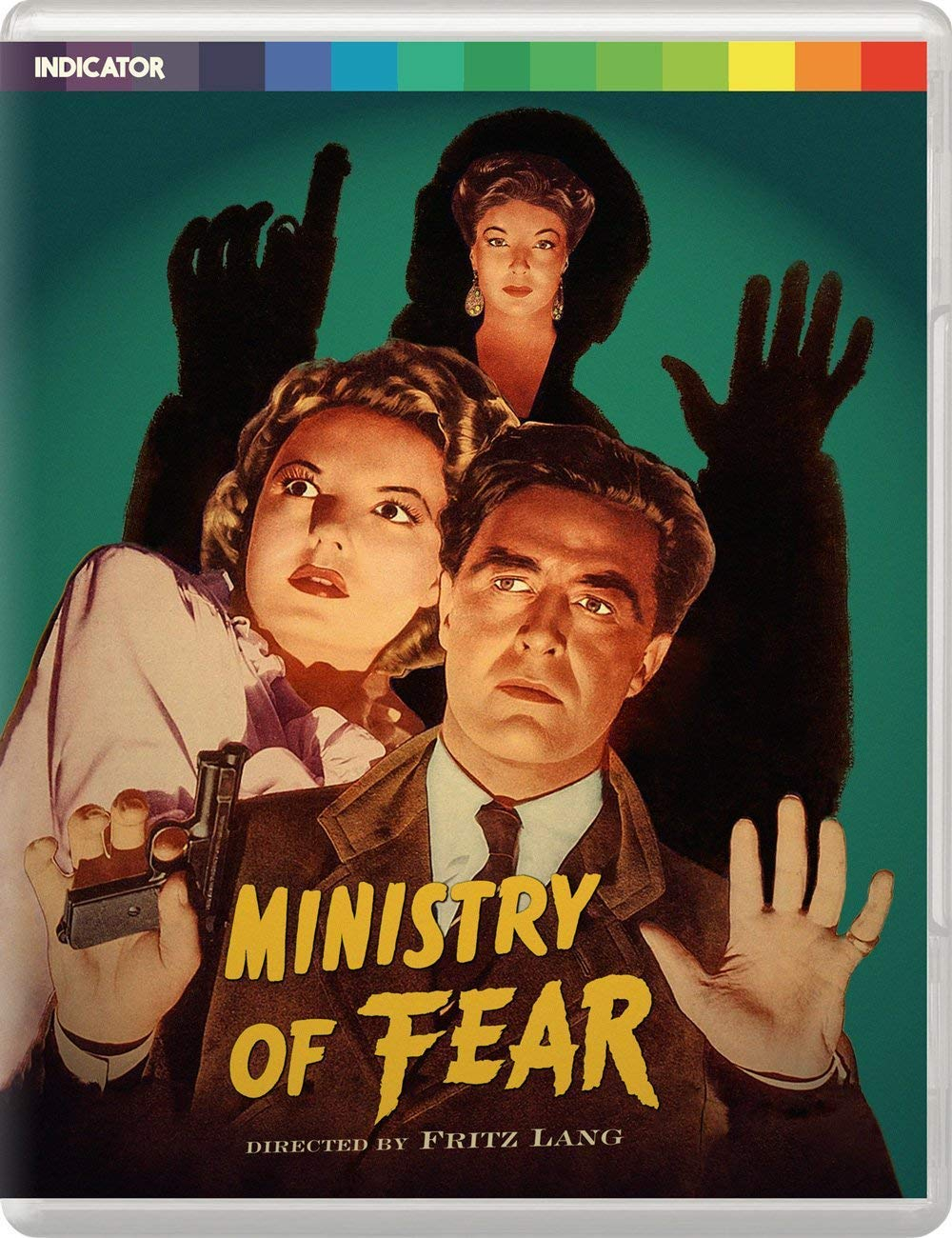Buy Ministry of Fear (Blu-ray)