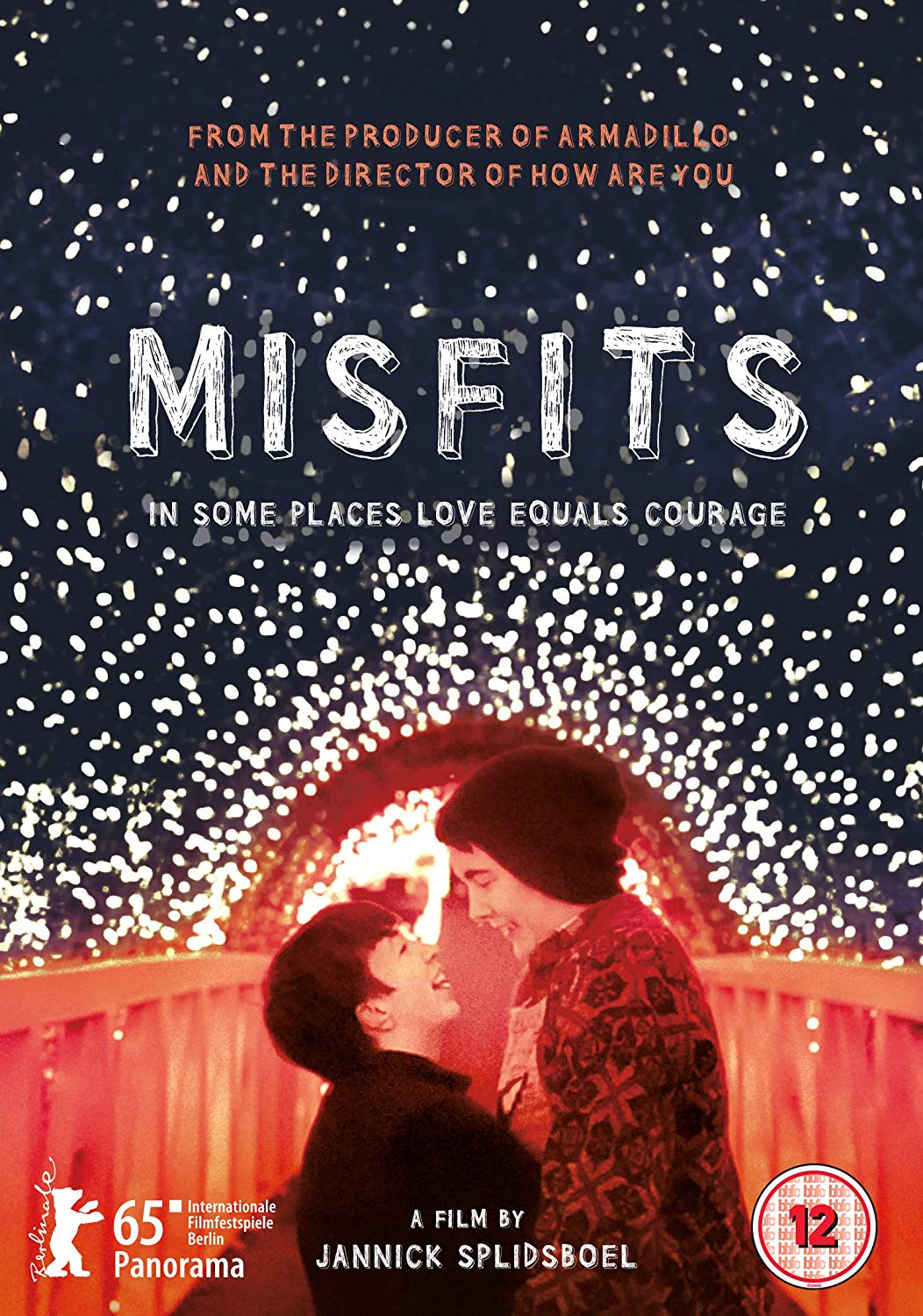 Buy The Misfits (2015)