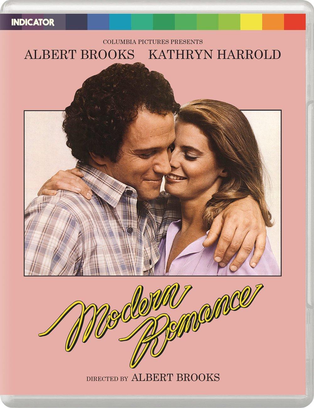 Buy Modern Romance (Blu-ray)