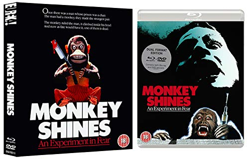 Buy Monkey Shines (Dual Format Edition)