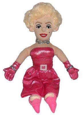 Buy Marilyn Monroe Little Thinker Plush Toy