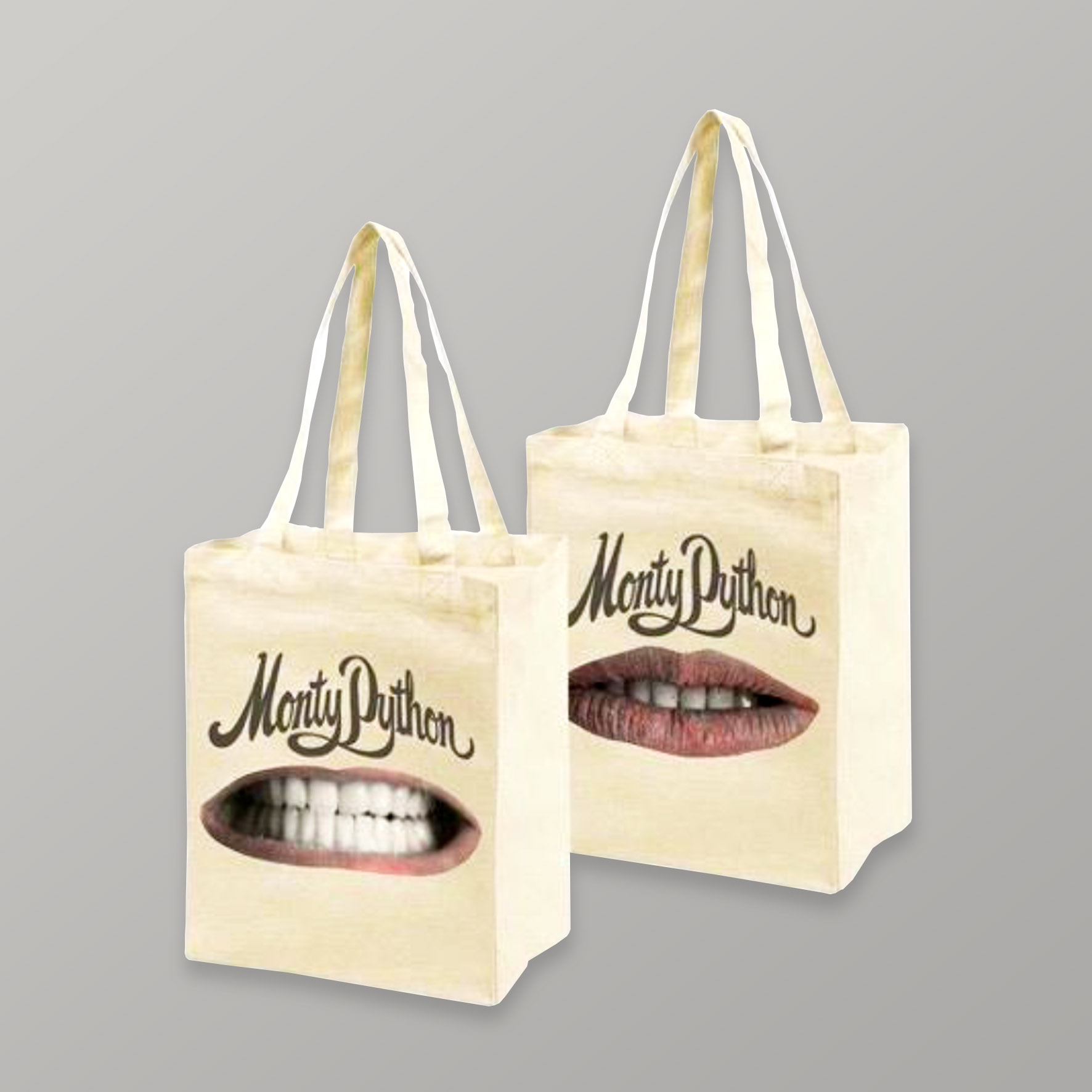 Buy Monty Python Tote Bag (Mouth)