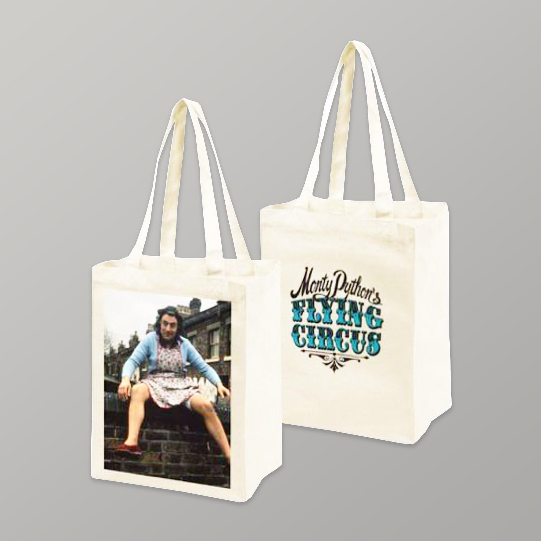 Buy Monty Python Tote Bag (Terry Jones)