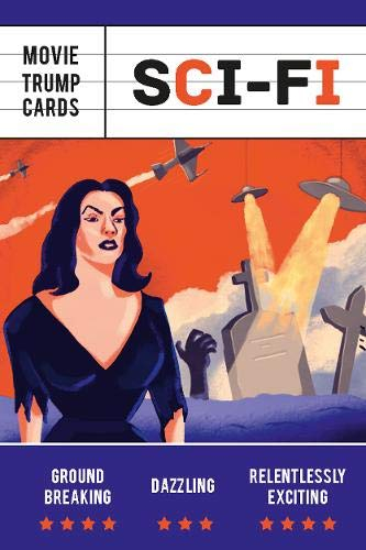 Buy Movie Trump Cards: Sci-Fi