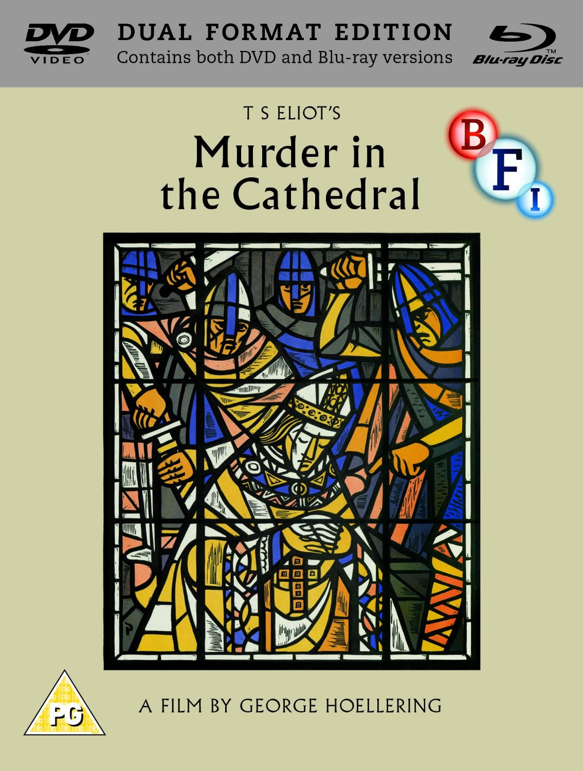 Buy Murder in the Cathedral (Limited Edition Dual Format Edition)