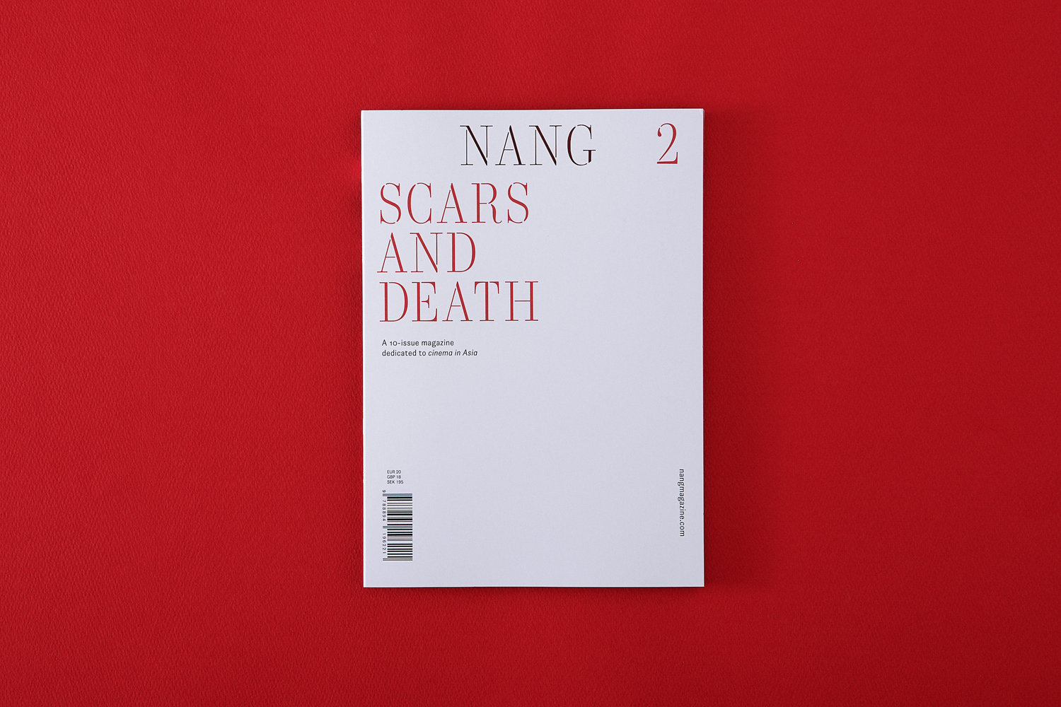 Buy NANG Issue 2 - Scars and Death