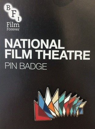 Buy National Film Theatre Pin Badge