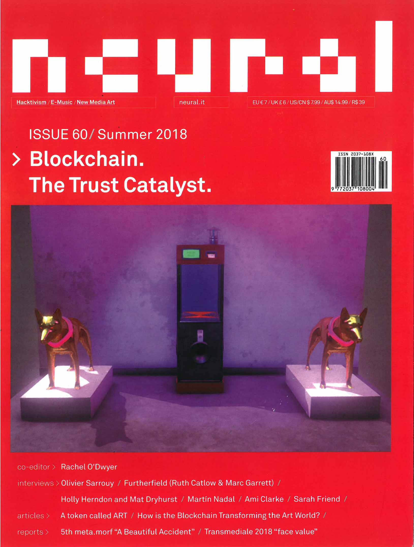 Buy Neural Magazine issue 60
