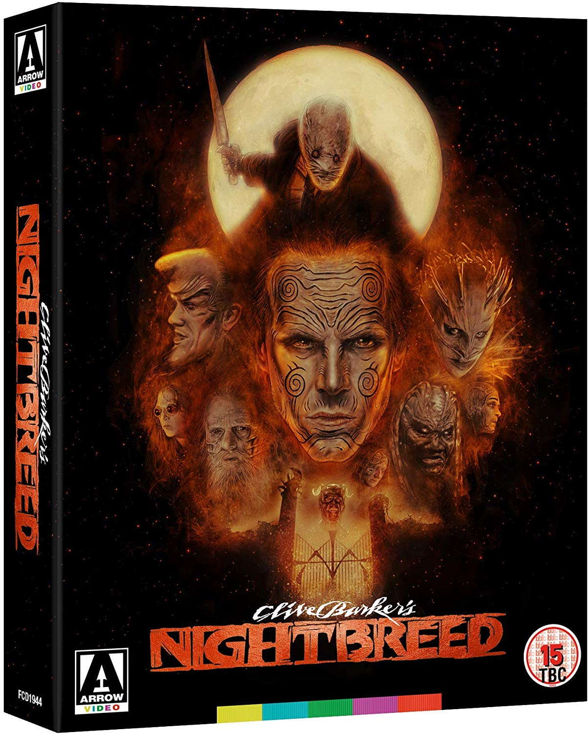 Buy Nightbreed (Limited Edition)
