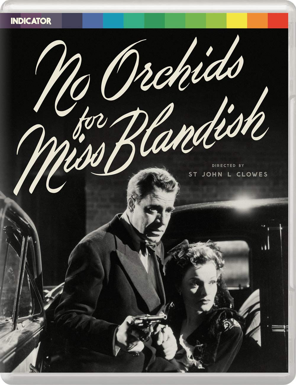Buy No Orchids for Miss Blandish (Blu-ray)