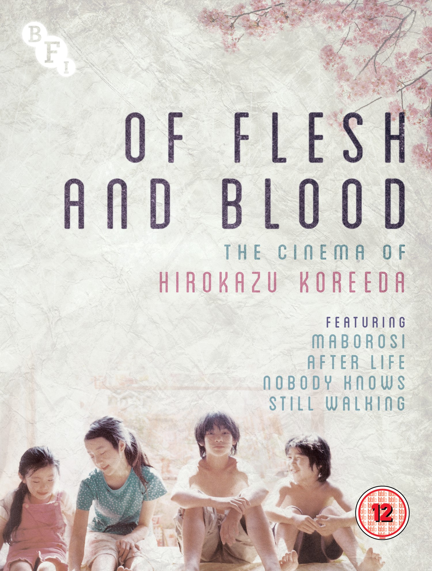 Buy Of Flesh and Blood: The Cinema of Hirokazu Koreeda (4 Blu-ray Box Set)