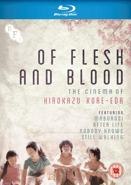 Buy PRE-ORDER Of Flesh and Blood: The Cinema of Hirokazu Kore-eda (4 Blu-ray Box Set)