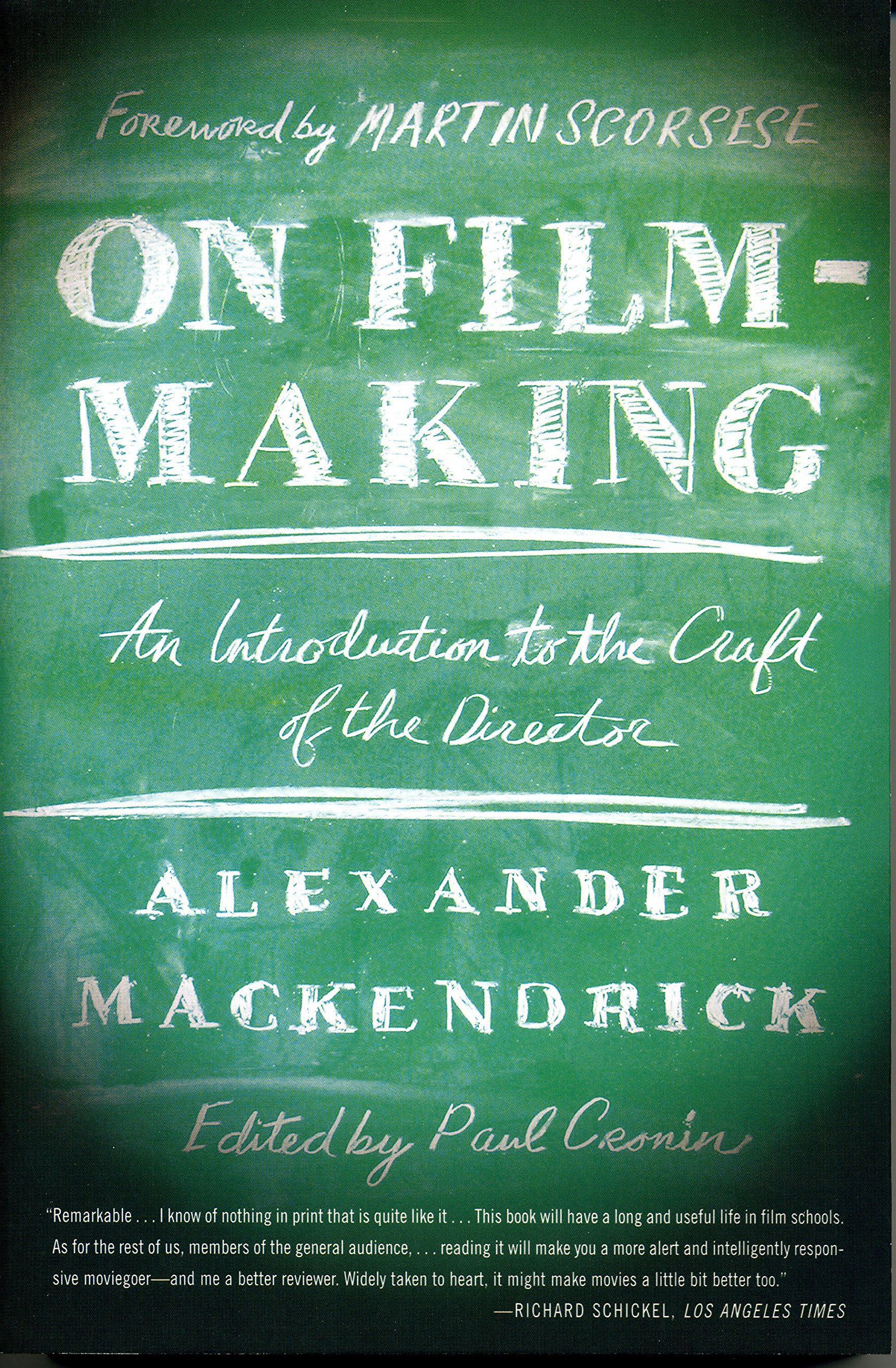 Buy On Film-making: An Introduction to the Craft of the Director